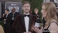 'Bombshell' Star Mark Duplass Says He Loves Being 'Charlize Theron's Handbag'