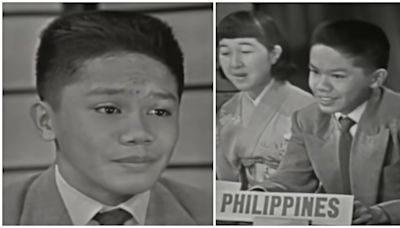 This young Filipino speaker from the 1950s has a timeless message on prejudice