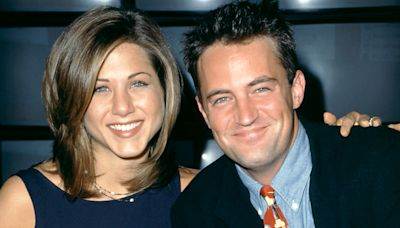 """Jennifer Aniston Says She Didn't Know About The """"Self Torture"""" Matthew Perry Put Himself Through While Filming """"Friends"""""""