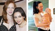Laura Prepon Overcame Mom Guilt With Advice From Mila Kunis And Amber Tamblyn