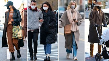 This high street brand has become celebrities go-to for winter coats