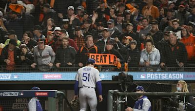 In search of a California dividing line, where Giantslandia starts and Dodgersville ends