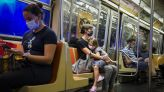 CDC says masks not required outdoors at airports, train stations for fully vaccinated people