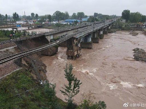 中國曝山西水患遇難人數:15人死亡