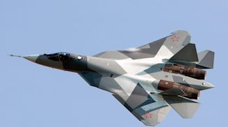 Russia's Su-57 Stealth Fighter: Now Armed with Hypersonic Missiles?