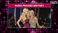 Paris Hilton Calls Britney Spears 'Forever the Superstar,' Praises Her 'Unwavering Spirit' for Time 100