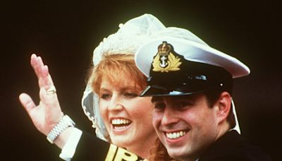 Here's what would happen if Prince Andrew and Sarah Ferguson remarried 25 years after their divorce