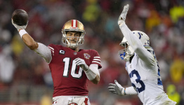 Garoppolo returns to Chicago 4 years after 1st 49ers start