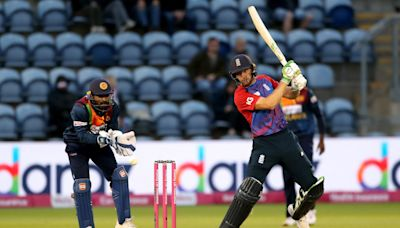 Brilliant Jos Buttler leads England to comfortable eight-wicket win over Sri Lanka