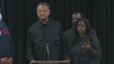 Jelani Day's mother and Rev. Jesse Jackson reject coroner's cause of death assessment