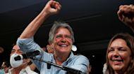 Banker Lasso wins surprise victory in Ecuador election