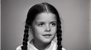 Lisa Loring, who played Wednesday Addams on 'The Addams Family': Then and Now