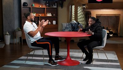 Will Smith and Kevin Hart Are Taking Over Red Table Talk for Father's Day - Watch the Trailer