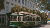 """""""ALL aboard!"""" Rail trolley services returning to Galveston"""
