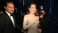 Emma Stone says Leonardo DiCaprio was 'the love of my life'... when she was 12
