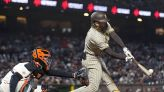 Padres hold off Giants 9-6, snap 5-game losing streak