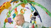 推薦十款嬰兒健力架人氣排行榜【2021年最新版】