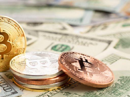 比特幣創新高!飆漲直逼 67,000 美元,專家估下一波漲勢