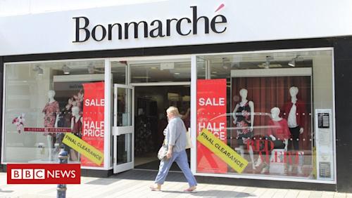 Bonmarché falls into administration