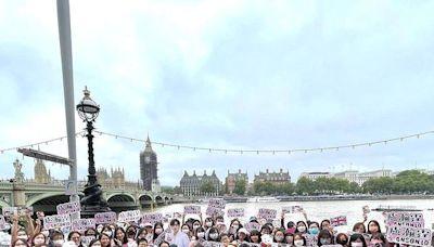 【Mirror】大批神徒爵屎塞爆倫敦洛衫磯前夫到外國仍難避開MIRROR! | U Travel 旅遊資訊網站