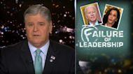 Hannity grades Biden's first six months in office