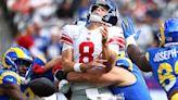 Rams turn Daniel Jones fumble into a touchdown drive, lead 14-3
