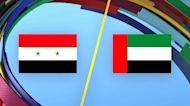 Match Highlights: Syria vs. UAE