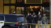 Search continues for gunman who wounded 8 at Wisconsin mall