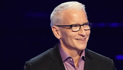 Anderson Cooper shares when he knew — and when he accepted — that he was gay
