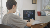 Most parents believe kids are falling behind from virtual learning, study shows