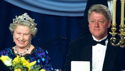 Bill Clinton turned down tea with Queen Elizabeth II during 1997 U.K. visit