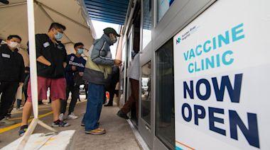 美支持暫免疫苗專利 藥廠:或助長假疫苗出現 康希諾曾急挫2成 | 蘋果日報