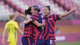 Olympics-Soccer-Rapinoe and Lloyd fire U.S. to bronze medal