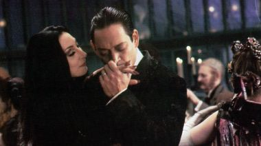 Tim Burton planning new live-action 'Addams Family' series