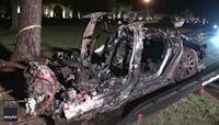 Driverless Tesla Crash in Texas Kills Two People, Police Say