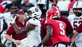 Thumbs up, thumbs down: South Carolina vs. Georgia