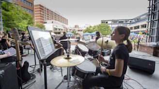 Music for Everyone will host two free performances today; here's where to find them
