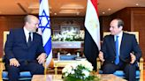 PM Bennett on first Egypt visit by Israeli PM since 2011