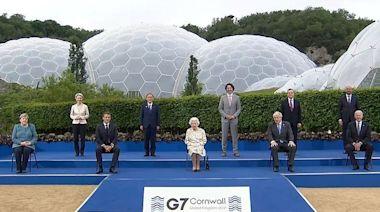 英國女王全家出動現身G7高峰會!「世紀合影」一句話展現幽默 - 自由電子報iStyle時尚美妝頻道