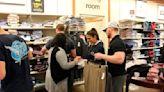 JCPenney, Career Development Center help students dress for success