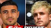 Tommy Fury could face Jake Paul NEXT if he beats YouTuber's sparring partner