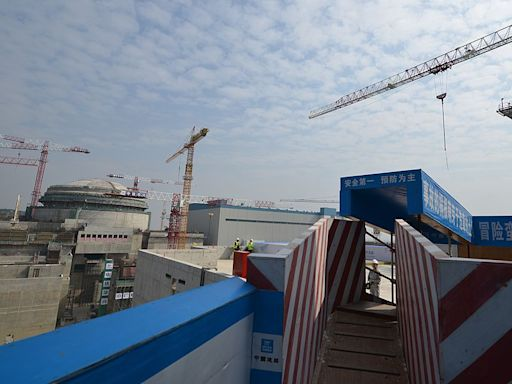 中法合資廣東台山核電站事故 法方:應關閉反應堆
