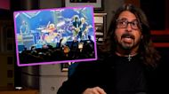 Dave Grohl Recaps His Drum-Off w/ Nandi Bushell