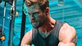 'Extraction 2' Workout Session Has Chris Hemsworth Looking Lean and Mean