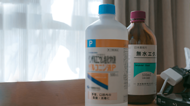 COVID-19/酒精、次氯酸水、二氧化氯怎麼用?專家提醒3重點必知