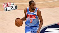 Chris Broussard: Nets' addition of Blake Griffin & Aldridge hinder KD's all-time great status I SPEAK FOR YOURSELF