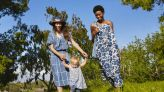 UNIQLO X Marimekko首次使用丹寧色系 北歐風「花花洋裝」已經太美了!