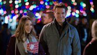 'A Crafty Christmas Romance' Was Basically Filmed in a Winter Wonderland