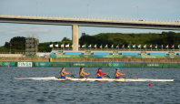 Olympics-Rowing-Organisers delay more races citing adverse weather forecast