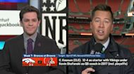 Palmer, Rosenthal: Key factors and game pick for Broncos-Browns on 'TNF'